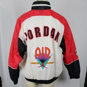 VTG Nike Michael Air Jordan 90s Windbreaker Jacket